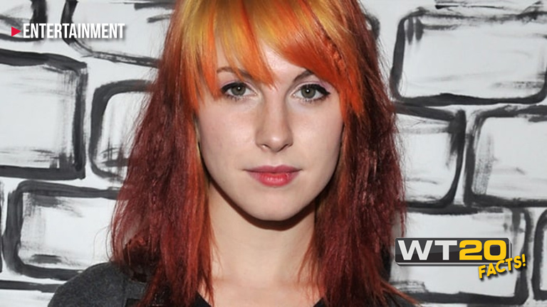 Hayley Williams fake happy songfacts