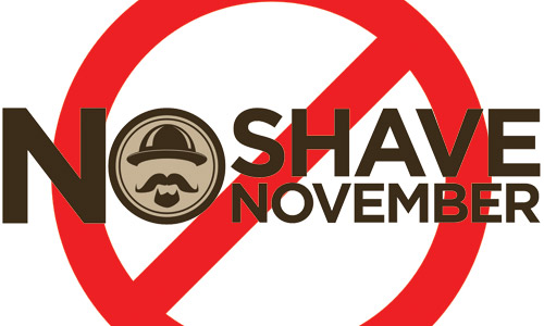 Grooming Tips for No-Shave November