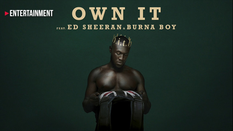 Stormzy Teams up With Ed Sheeran (Again) on 'Own It'