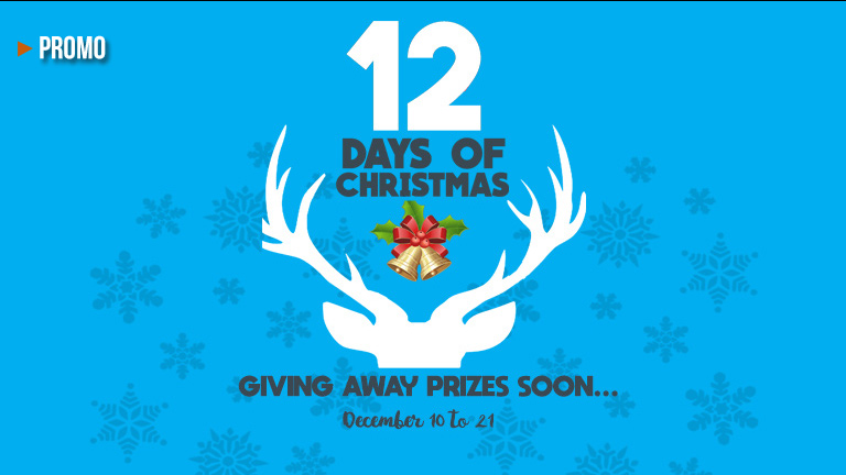 Y101'S '12 DAYS OF CHRISTMAS' PROMO IS BACK!