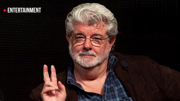The whole Star Wars franchise was created by filmmaker George Lucas.